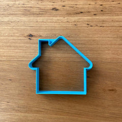 """Home Sweet Home"" House Cookie Cutter & Stamp"