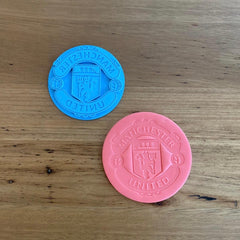 Manchester United Football Club Cutter and Stamp