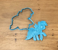Pony Cutter and Stamp Set