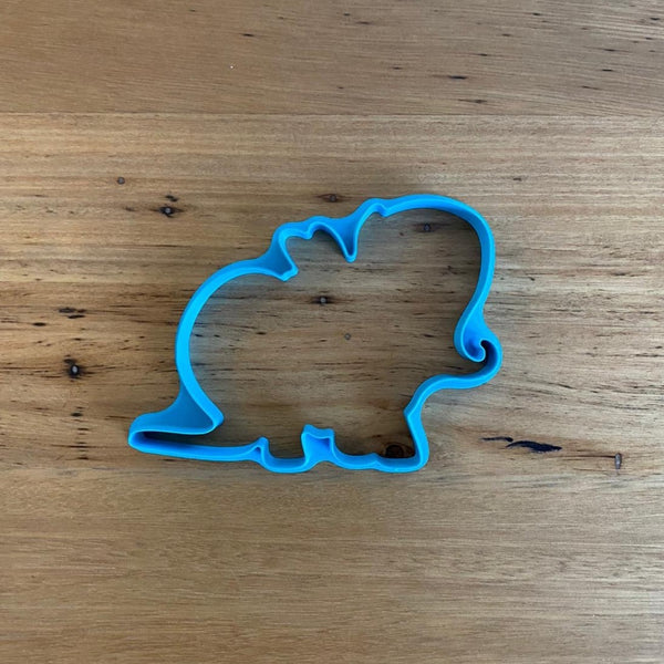 Fluttershy - My Little Pony Cookie Cutter and Stamp Set