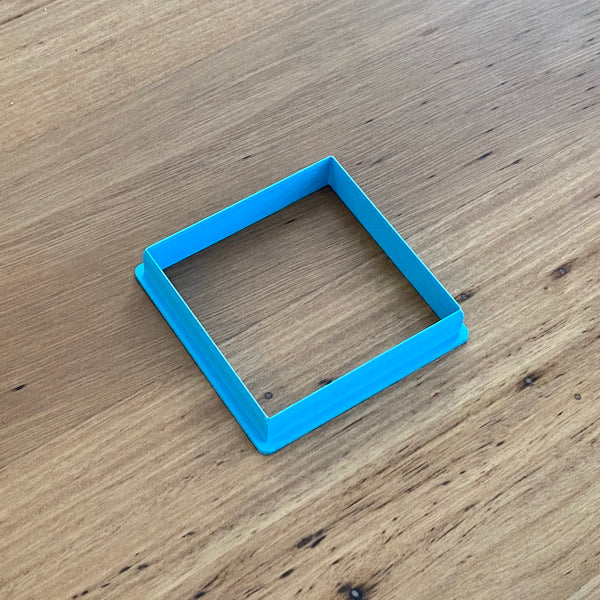 Square Cookie Cutters various sizes. We have a selection of high quality and accurate square cutters in sizes shown in the options. Why not the set for a discount.