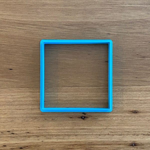 Square Cookie Cutters various size. We have a selection of high quality and accurate square cutters in sizes shown in the options. Why not the set for a discount.