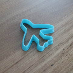 Airplane Style #2 Cookie Cutter - 2 sizes