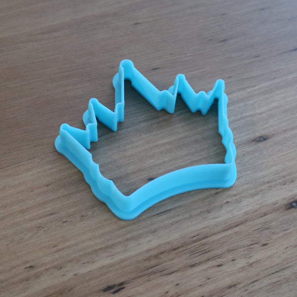 Cinderella Crown Cookie Cutter