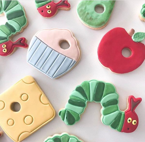 The Hungry Caterpillar Cookie Cutter Set
