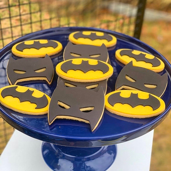 Batman Mask Cookie or Fondant Cutter