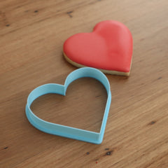 Heart shaped Cutter - various sizes