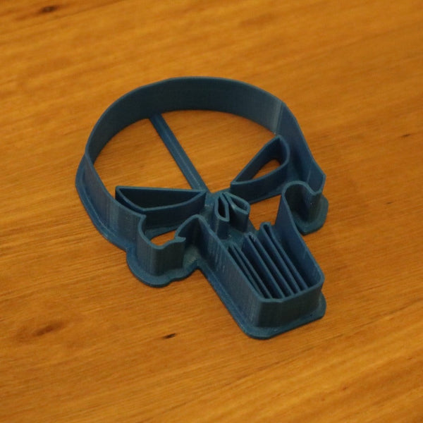 Punisher cookie cutter