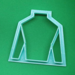 Jockey Jersey Cookie Cutter