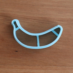 Banana Cookie Cutter