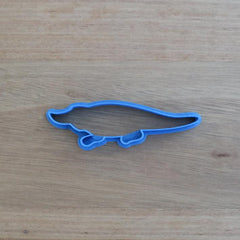 Crocodile Cookie Cutter