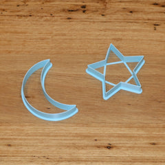 Half Moon Cookie Cutter