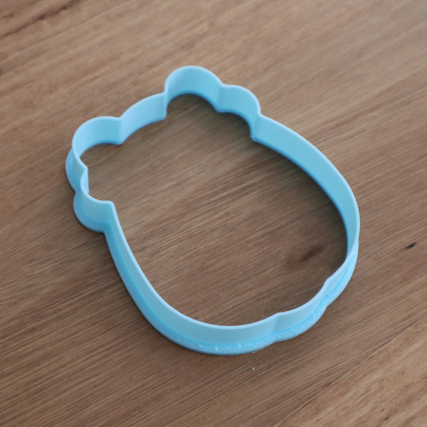 Baby suit cookie cutter