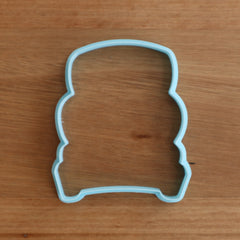 Lawnmower Cookie Cutter