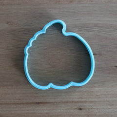 Pumpkin - Halloween Cookie Cutter