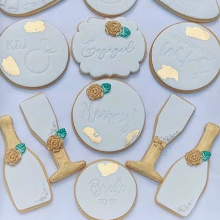 Champagne Bottle Cookie Cutter