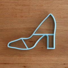 High heel shoe Cinderella shoe Cookie Cutter