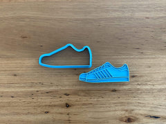 Running Training Shoe style #2 Cookie Cutter and Stamp Set
