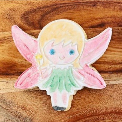 Fairy Cutter and Optional Stamp Set