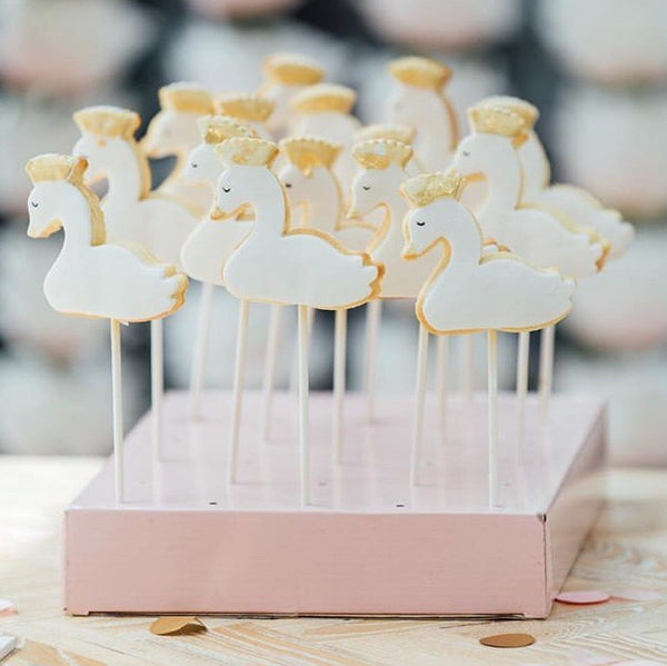 Swan with Crown Cookie Cutter