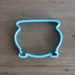 Cauldron - Halloween Cookie Cutter