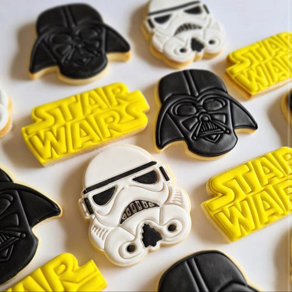 Darth Vader Star Wars Cookie Cutter