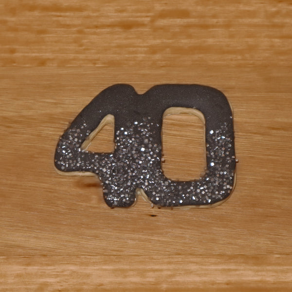 Number Cookie Cutter - any number available