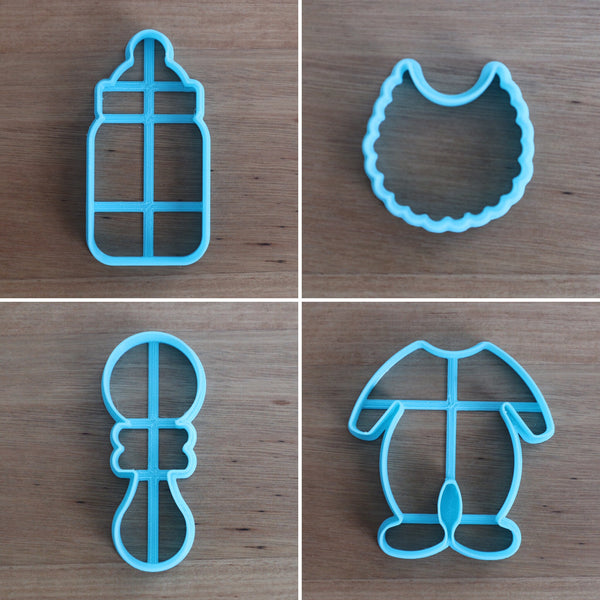 Baby Cookie Cutters