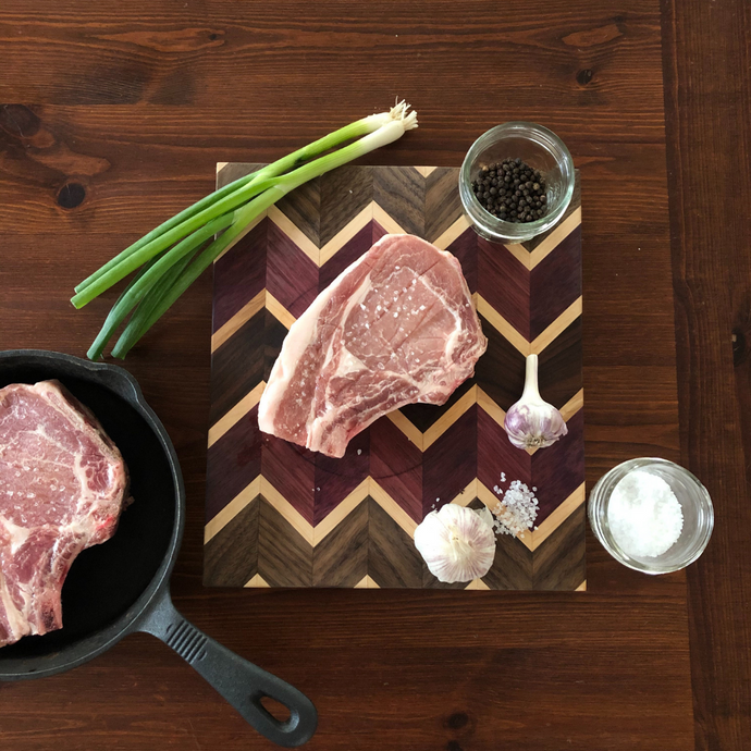 How to make pork chops so your family will love them!