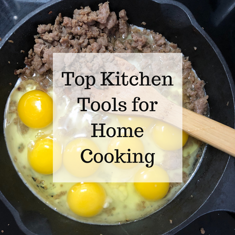 Top Kitchen Tools for Home Cooking Lazuli Farms