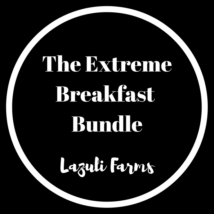 The Extreme Breakfast Bundle