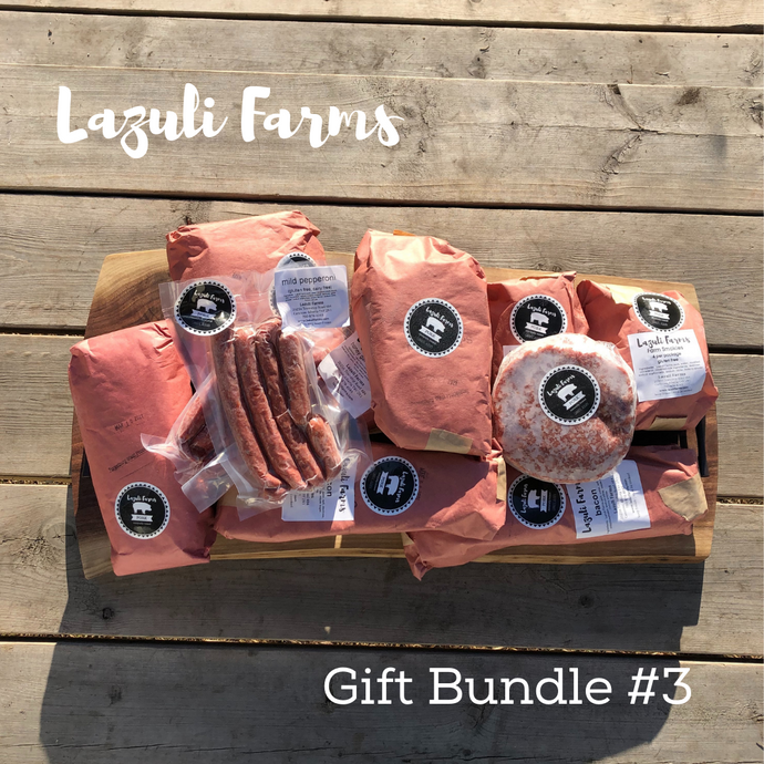 Gift Bundle Three | Lazuli Farms