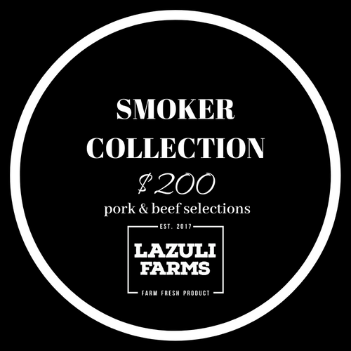 Smoker Collection - Beef | Pork - Lazuli Farms