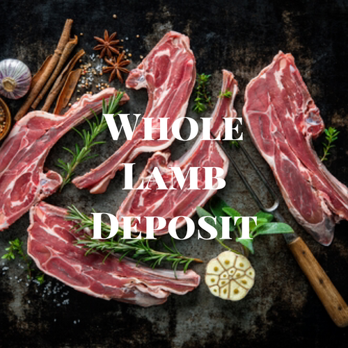 Lamb Deposit - Whole - Lazuli Farms