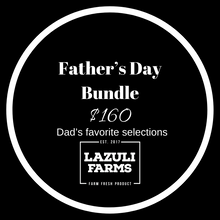 Load image into Gallery viewer, Father's Day Bundle - Lazuli Farms