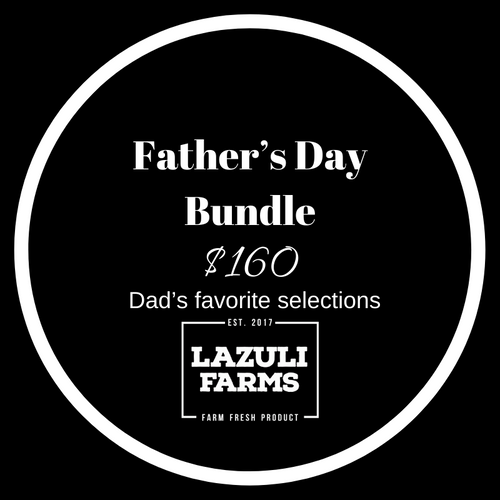 Father's Day Bundle - Lazuli Farms
