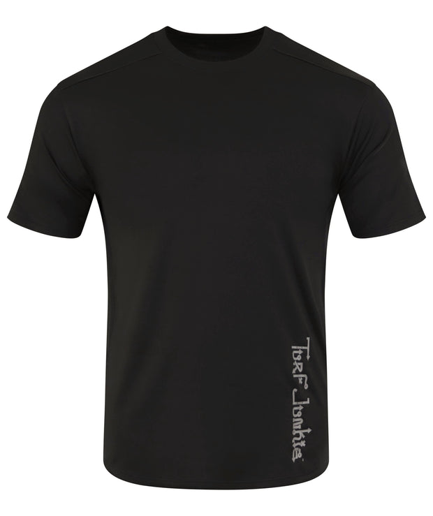 Short Sleeve Black T-Shirt # 11