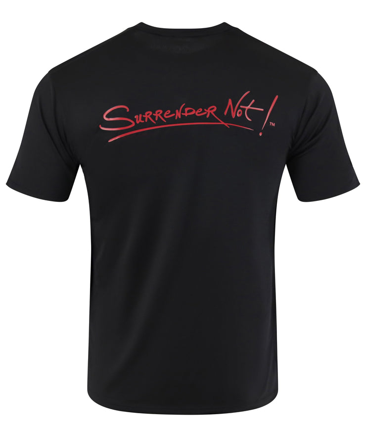 Short Sleeve Black T-Shirt # 12