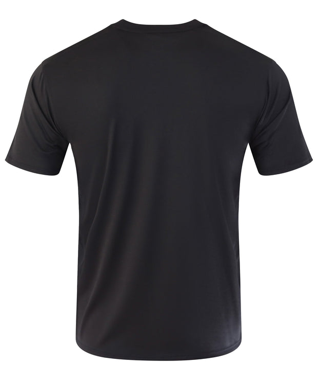 Short Sleeve Black T-Shirt # 1