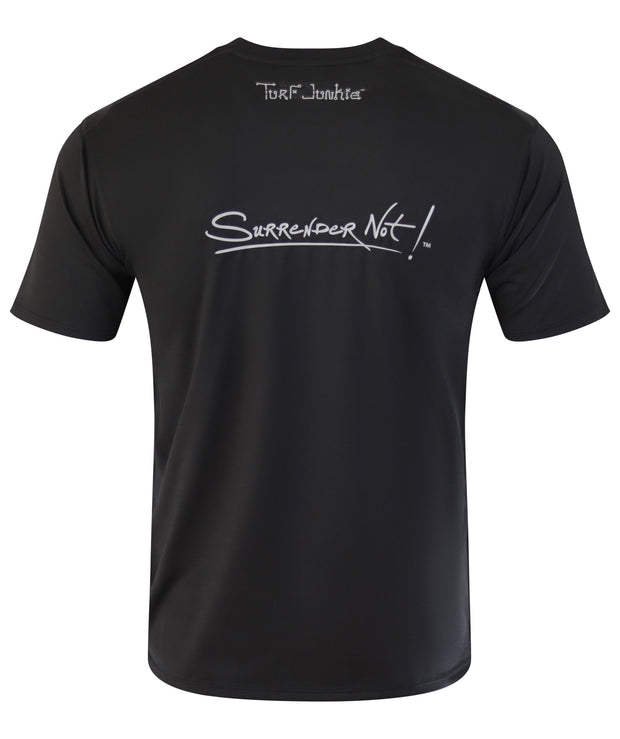 Short Sleeve Black T-Shirt # 6