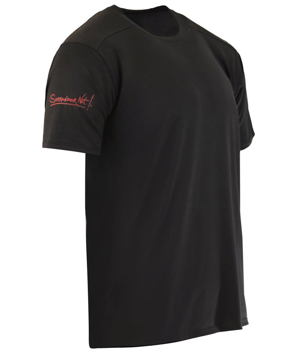 Short Sleeve Black T-Shirt # 9