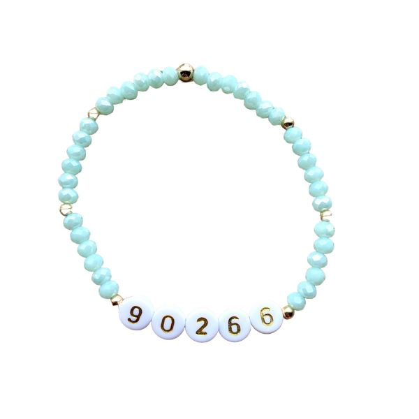 90266 Bracelet Bracelet SHE By Design, LA Aqua