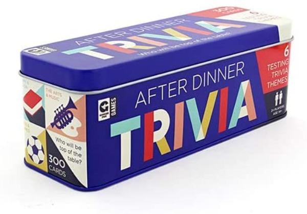 After Dinner Trivia Game Game Tabula Rasa Essentials