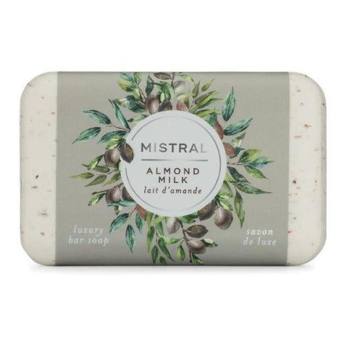 Almond Milk French Bar Soap Bar Soap Mistral