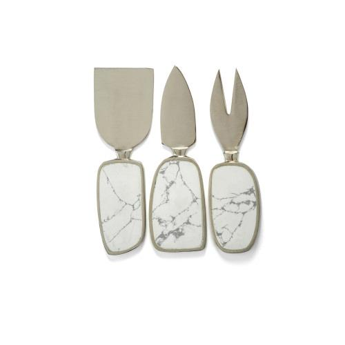 Amalfi Cheese Tool Set Cheese Knives Tabula Rasa Essentials