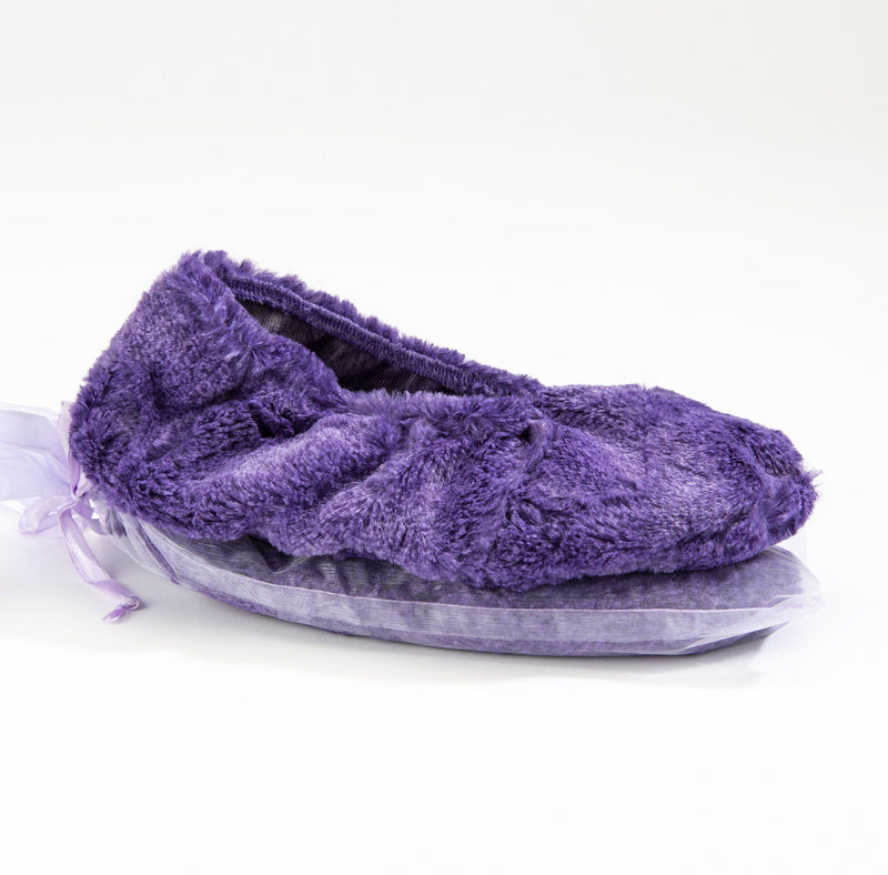 Amethyst Luxe Spa Footies Heatable Spa Products Sonoma Lavender