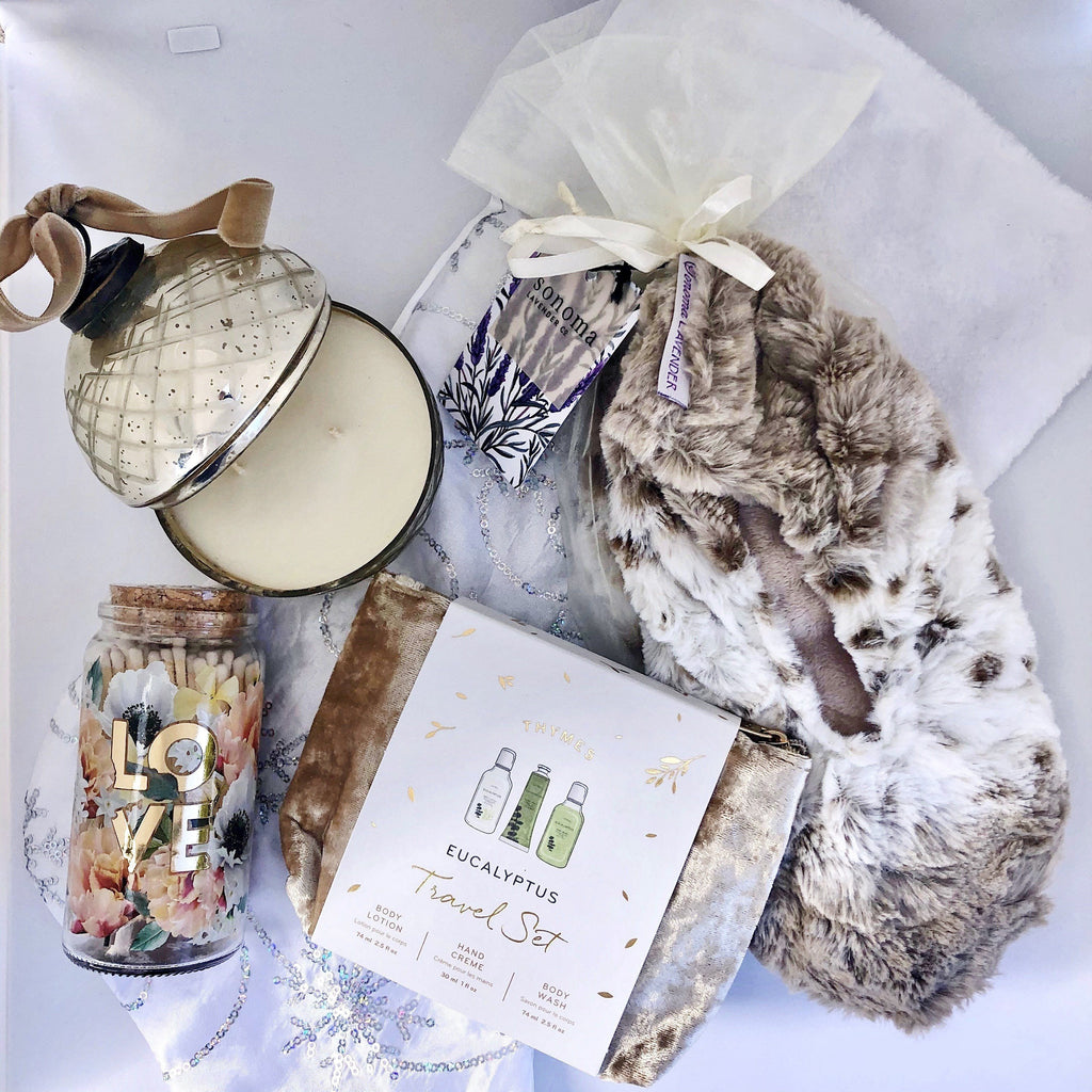 Arctic Relaxation Stocking Gift Set Holiday Gift Set Tabula Rasa Essentials