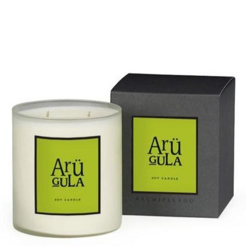 Arugula Boxed Candle Candles Archipelago