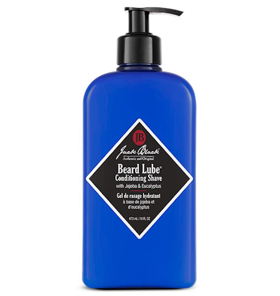 Beard Lube - 16 oz. Shave Jack Black