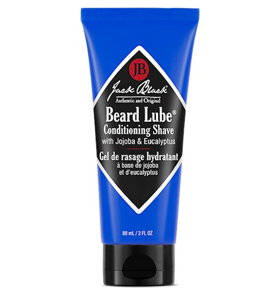 Beard Lube - 3 oz. Shave Jack Black